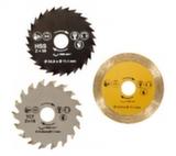Комплект дисков для универсальной пилы Rotorazer Saw (Роторайзер Соу)
