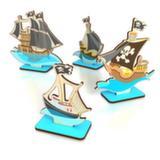 "Набор ""Пиратские корабли"""