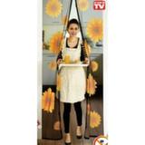 Москитная сетка с подсолнухами на 18 магнитах Magic Mesh Sunflower (Меджик Меш Cанфлауэр) Оригинал в коробочке