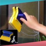 Магнитная щетка для мытья окон с двух сторон LANDING PAGE (ЛЕНДИНГ ПЕЙДЖ)