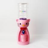 Детский кулер Родничок Кошка розовая