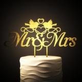 топпер Mr&Mrs